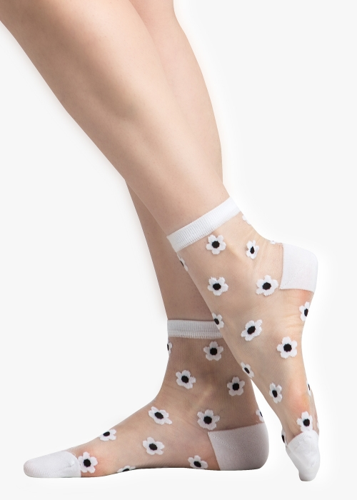 Cecilia de Rafael Ankle socks MACHIDA